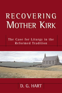 Recovering Mother Kirk Book Cover